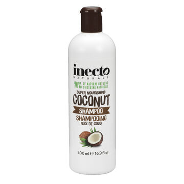 Inecto Naturals Super Nourishing Coconut Shampoo - 500ml