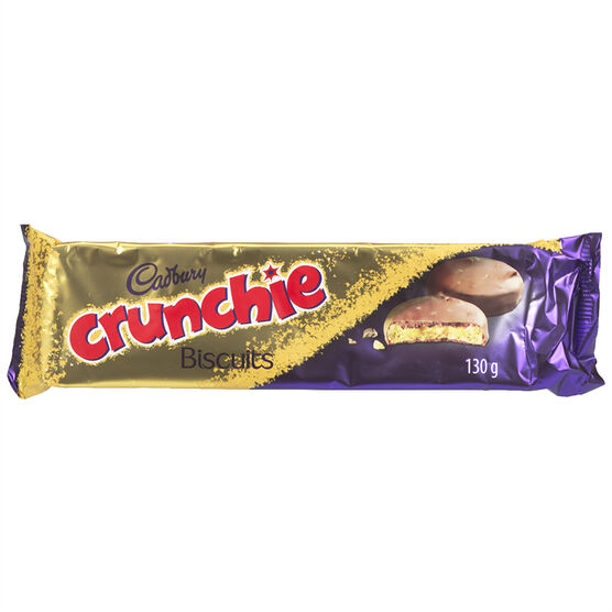 Cadbury Crunchie Cookie - 130g