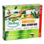 BioBag Compostable Kitchen Bags - Small - 20's