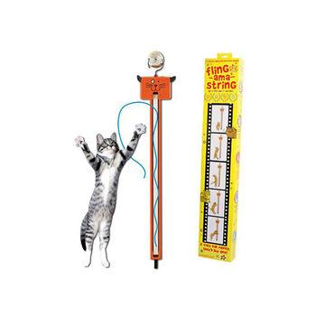 Fling-ama-String Cat Toy - 58-FL