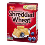 Post Spoon Size Shredded Wheat - 525g