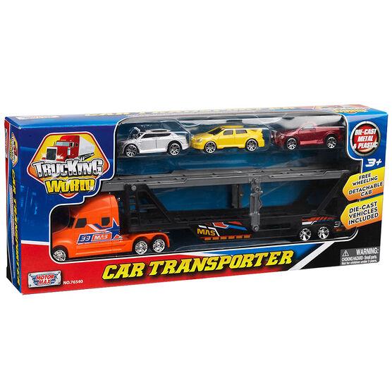 Motor Max Car Transporter