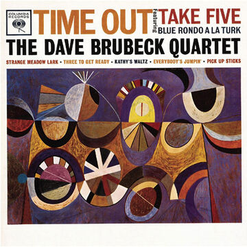 Dave Brubeck - Time Out - CD