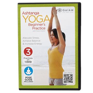 Gaiam - Ashtanga Yoga Beginner's Practice with Nicki Doane - DVD