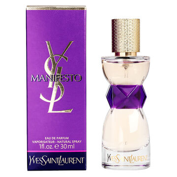 yves saint laurent manifesto eau de parfum spray 30ml. Black Bedroom Furniture Sets. Home Design Ideas