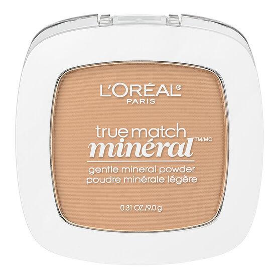 L'Oreal True Match Gentle Mineral Powder