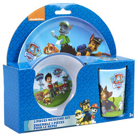 PAW Patrol Mealtime Set - 3 pieces