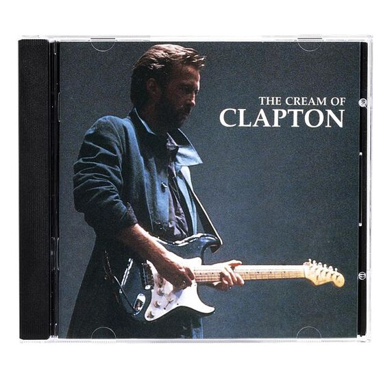 Eric Clapton - The Cream of Clapton - CD