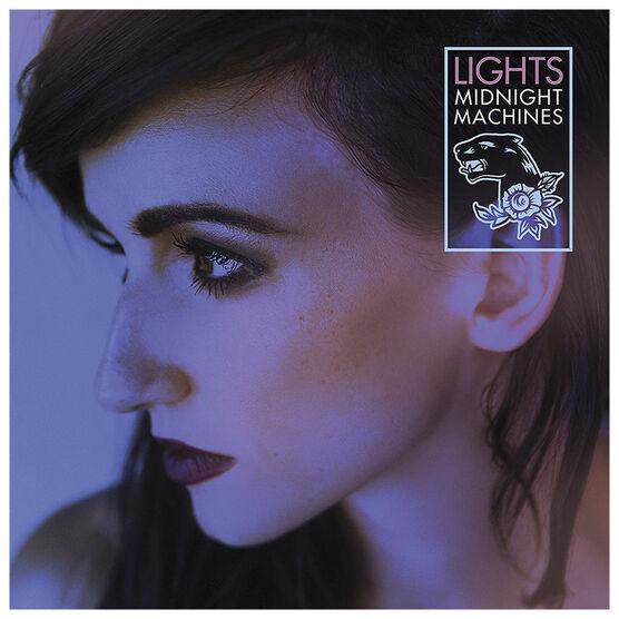 Lights - Midnight Machines - CD