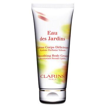 Clarins Eau des Jardins Smoothing Body Cream - 200ml