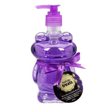 Holiday Treat Pump Hand Soap Frog - Sugar Coated Plum - 260ml
