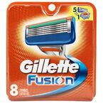 Gillette Fusion Blades - 8's