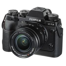 Fujifilm BLC-XT2 Half Case - Black - 16519508