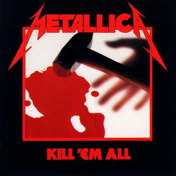 Metallica - Kill 'Em All - Vinyl