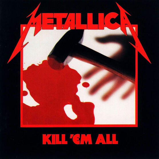 Metallica - Kill 'Em All - Vinyl