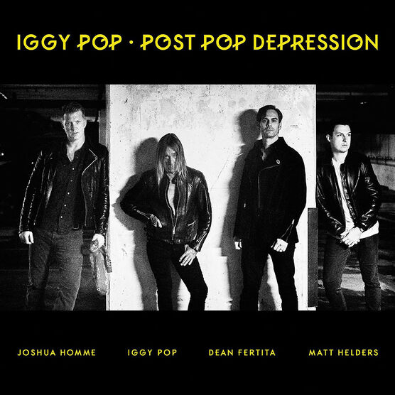 Iggy Pop - Post Pop Depression - Vinyl