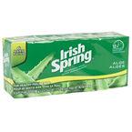 Irish Spring Deodorant Soap with Aloe - 6 x 90g