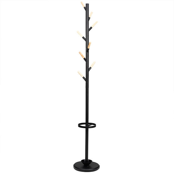 London Drugs Metal Coat/Hat Stand - Black - GS02832