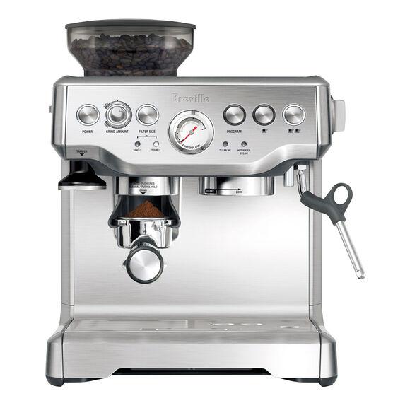 Breville Barista Espresso Machine - BREBES870XL