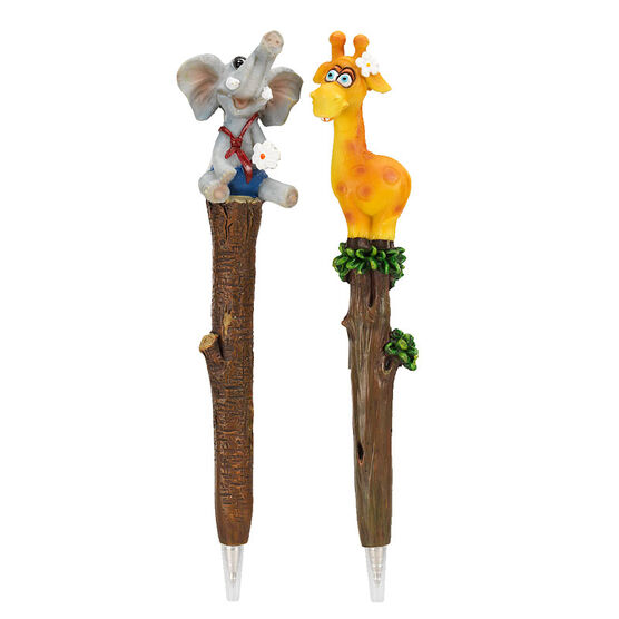 Hand Painted Creature Pen - Assorted