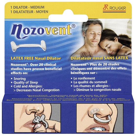Nozovent Nasal Dilator