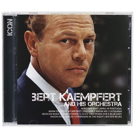 Bert Kaempfert And his Orchestra - Icon - CD