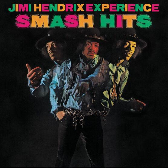 Jimi Hendrix - Smash Hits - CD