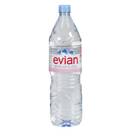 Evian Natural Spring Water - 1.5L