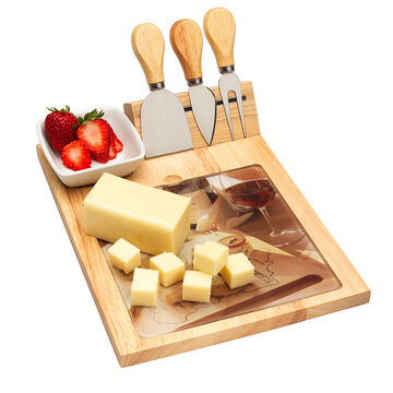 London Drugs Cheese Knife Set - 9 piece