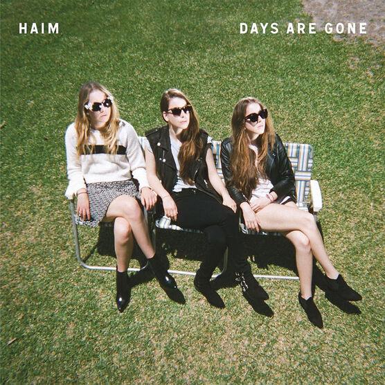Haim - Days Are Gone - 180g Vinyl