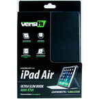 Versifli Ultra Slim Case for iPad Air - Black - FLI-5023BL