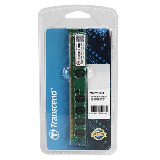 Transcend 1G DDR2 PC667 - TS667D2-1024