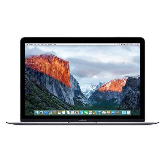 Apple MacBook 12inch 1.2GHz 512GB - Space Grey - MLH82LL/A