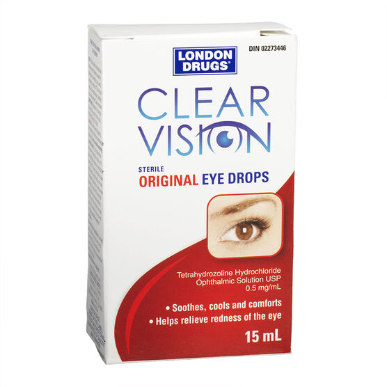 London Drugs Original Eyedrops - 15ml