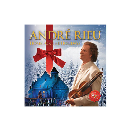 Andre Riéu - Home for the Holidays - CD