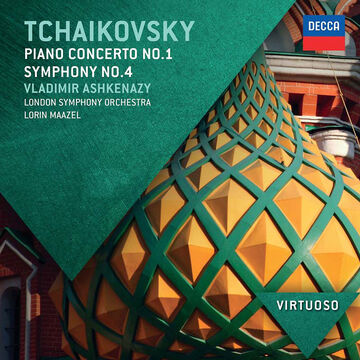 Vladimir Ashkenazy - Tchaikovsky Piano Concerto - CD