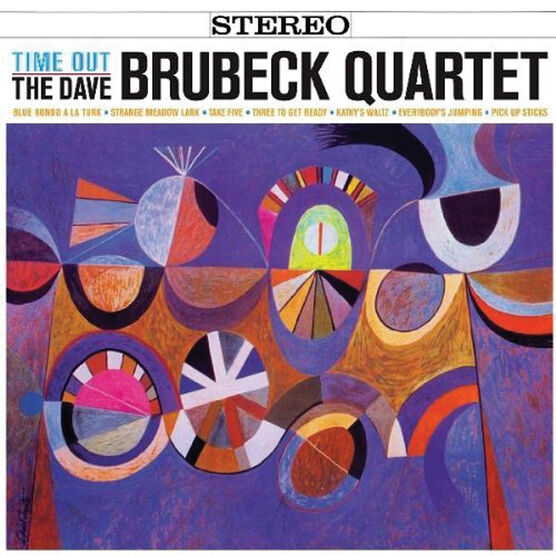 Dave Brubeck Quartet, The - Time Out - Vinyl