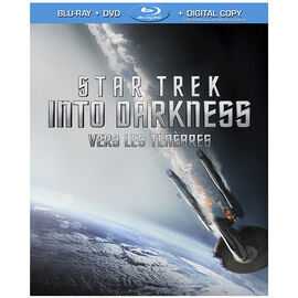 Star Trek Into Darkness - Blu-ray + DVD + Digital Copy