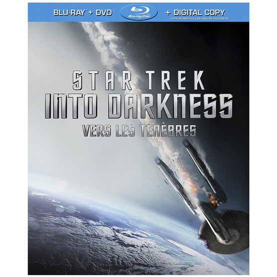 Star Trek Into Darkness - Blu-ray Disc + DVD + Digital Copy