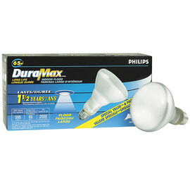Philips DuraMax BR30 Indoor Flood Light - 65W - 6 pack