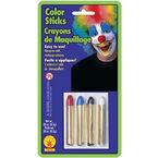 Halloween Makeup Color Sticks