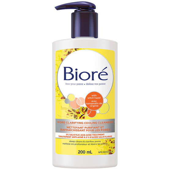 Bioré Blemish Fighting Ice Cleanser - 200ml