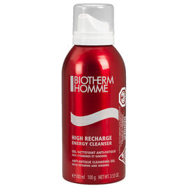 Biotherm Homme High Recharge Cleanser - 100ml