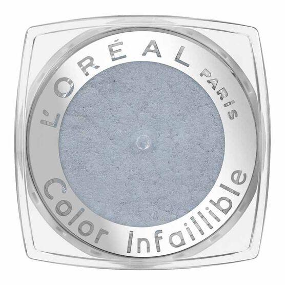 L'Oreal La Couleur Infallible Eyeshadow - Pebble Grey
