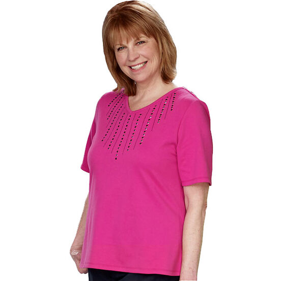 Silvert's Fashionable Adaptive Top - Womens -  23580