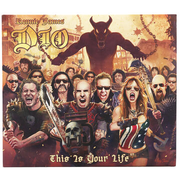 Various Artists - Ronnie Dio Tribute Concert - CD