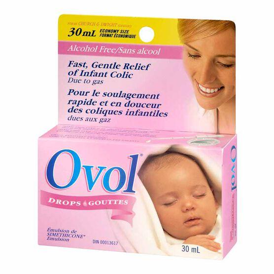 Ovol Drops - 30ml