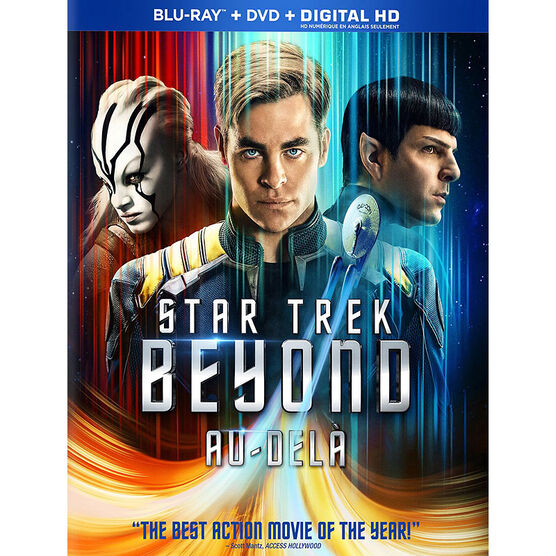 Star Trek: Beyond - Blu-ray