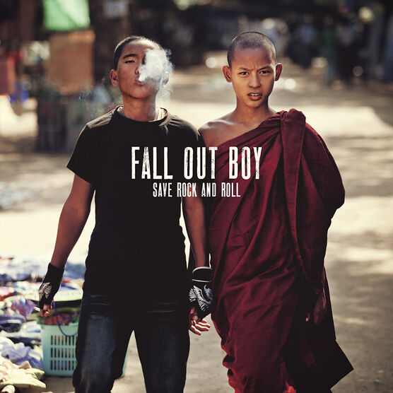 Fall Out Boy - Save Rock And Roll - CD