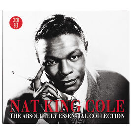 Nat King Cole - The Aboslutely Essential Collection - 3 CD